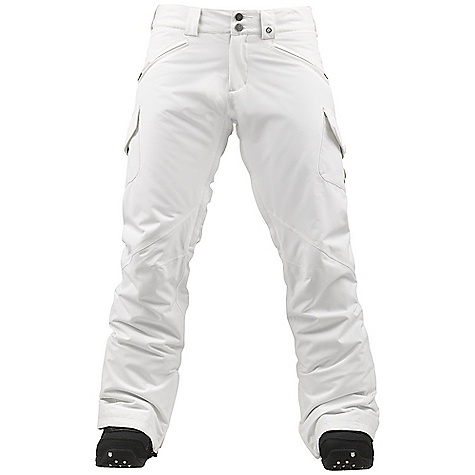Snowboard On Sale. Free Shipping. Burton Women's Fly Pant DECENT FEATURES of the Burton Women's Fly Pant Waterproofing: Dryride Durashell 2-Layer Micro Twill Fabric Warmth: mapped with 3M Thinsulate Insulation (60G Throughout) and Taffeta Lining Mesh-Lined Inner Thigh Vents Includes Women's Burton Pant Features Package This product can only be shipped within the United States. Please don't hate us. - $138.99