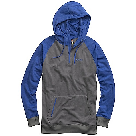 Snowboard On Sale. Free Shipping. Burton Men's Totem Hoodie DECENT FEATURES of the Burton Men's Totem Hoodie Dryride Thermex Oxford Pique Kangaroo Handwarmer Pocket with Zippered Entry This product can only be shipped within the United States. Please don't hate us. - $62.99