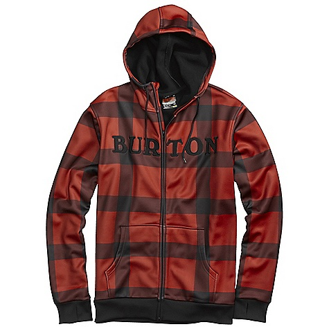 Snowboard On Sale. Free Shipping. Burton Men's Bonded Hoodie DECENT FEATURES of the Burton Men's Bonded Hoodie Dryride Thermex Bonded Fleece Hood with Drawstring Closure Kangaroo Handwarmer Pocket Ribbed Cuffs and Hem Hidden Side Seam Stash Pocket with Headphone Cable Port Word Mark Graphic Process Logo Graphic (Murphy and Bombay Colorways Only) This product can only be shipped within the United States. Please don't hate us. - $49.99