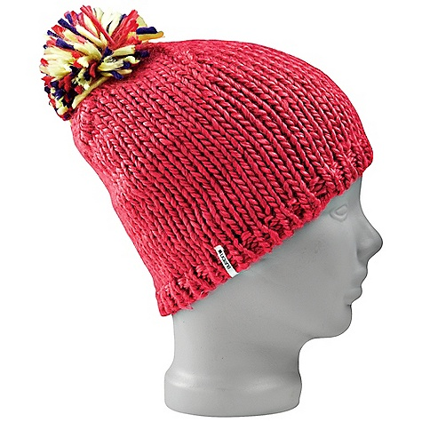 Entertainment On Sale. Burton Women's Pine Fresh Beanie DECENT FEATURES of the Burton Women's Pine Fresh Beanie 100% Acrylic Hand Knit Solid Beanie with Multi-Colored Pom X-Stitch Details Skully Fit This product can only be shipped within the United States. Please don't hate us. - $11.99