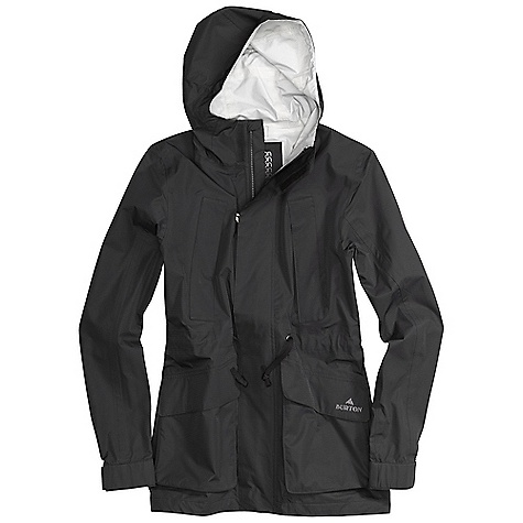 Snowboard On Sale. Free Shipping. Burton Women's 2.5L Hendrix Jacket DECENT FEATURES of the Burton Women's 2.5L Hendrix Jacket Weatherproof/breathability of ultra-light DRYRIDE Durashell(TM) 2.5-layer AirTech fabric Packable, street-styled slicker Venting Pit Zips provide optional cooling while fully taped seams regulate snow slop and springtime showers Adjustable Cuffs Back Hood Cinch Fulltime Contour Hood Waist Cinch This product can only be shipped within the United States. Please don't hate us. - $102.99