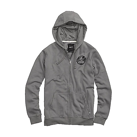Snowboard On Sale. Free Shipping. Burton Men's Mountain 86 Full-Zip Hoodie DECENT FEATURES of the Burton Men's Mountain 86 Full-Zip Hoodie 80% Cotton, 20% Polyester, 300G Fleece Kangaroo Pocket with Interior Media Stash Screen Print on Left Chest and Back Regular Fit The SPECS 80% Cotton, 20% Polyester, 300G Fleece This product can only be shipped within the United States. Please don't hate us. - $37.99