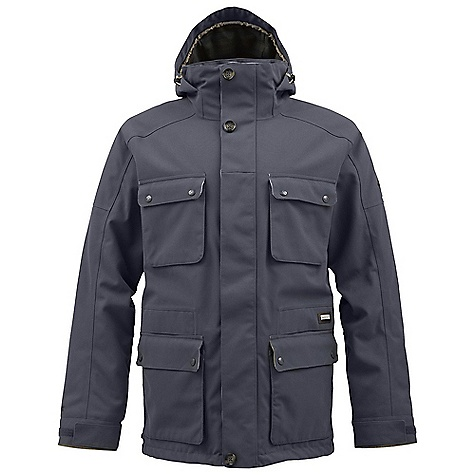 Snowboard On Sale. Free Shipping. Burton Men's 2L Gore-Tex Highland Jacket DECENT FEATURES of the Burton Men's 2L Gore-Tex Highland Jacket Waterproofing: Gore-Tex Fabric (2-Layer) Fully Taped Seams with Gore-Seam Tape (13MM) Warmth: Tram Package mapped with 3M Thinsulate Insulation (40G Hood and Sleeves / 60G Body), 3M Thinsulate Platinum Insulation with X-Static - The Silver Fiber (40G Arm Pits), and Satin and Flannel Lining Multiple Chest and Handwarmer Pockets Sound/Goggle Pocket Hideaway Face Gaiter Removable Waist Gaiter with Jacket-to-Pant Interface Lifetime Warranty Includes Men's Burton Jacket Features Package This product can only be shipped within the United States. Please don't hate us. - $220.99