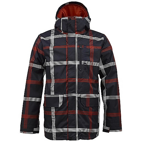 Snowboard On Sale. Free Shipping. Burton Men's Mob System Jacket DECENT FEATURES of the Burton Men's Mob System Jacket DRYRIDE Durashell 2-Layer Fabric [15,000MM, 10,000G] Taffeta Shell Lining Zip-Out DWR Coated Diamond Quilted Taffeta Insulator Loose Fit Fully Taped Seams Fulltime Contour Hood Flash Pass Pocket Sound/Goggle Pocket 3-in-1 System Jacket Waist Gaiter Jacket-to-Pant Interface Cuff Gusset Stash Pocket This product can only be shipped within the United States. Please don't hate us. - $148.99
