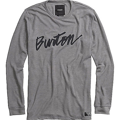 Snowboard On Sale. Burton Men's Endorsed Thermal DECENT FEATURES of the Burton Men's Endorsed Thermal 50% Cotton, 50% Polyester Pre-Washed Fabric Screen Print on Front Slim Fit This product can only be shipped within the United States. Please don't hate us. - $19.99