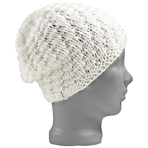 Entertainment Burton Women's Big Bertha Beanie DECENT FEATURES of the Burton Women's Big Bertha Beanie 100% Acrylic Popcorn Knit Beanie Beret Slouch Fit The SPECS 100% Acrylic This product can only be shipped within the United States. Please don't hate us. - $24.95