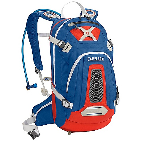 Entertainment On Sale. Free Shipping. CamelBak M.U.L.E. NV 100 oz Hydration Pack DECENT FEATURES of the CamelBak H.A.W.G. NV 100oz Hydration Pack Back Panel: N.V.I.S. Harness: Dynamic Suspension and Slider Sternum Strap Belt: Fixed 25 mm/1.5in. with cargo pockets Integrated rain cover XC Helmet carry Media pocket Hip belt pocket Designed to Carry: Helmet, Multi-Tool, Pump, Spare Tube, Extra Layer, Lunch, MP3, Phone, Wallet, Keys The SPECS Hydration Capacity: 100 oz / 3 L Total Capacity: 854 cu in. / 14 L Weight: 1.76 lbs / .8 kg Torso Length: 16 in. / 41 cm Fabric: 70D Diamond Clarus and 420D Nylon with DWR + 1000mm PU coating - $89.99
