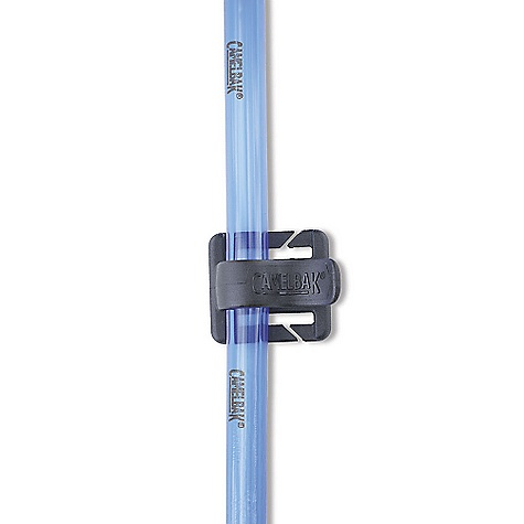 "Fitness CamelBak Tube Trap DECENT FEATURES of the CamelBak Tube Trap Tube Trap controls location of delivery tube fits any 3/4"" webbing - $1.95"