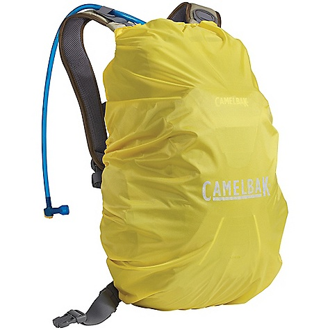 Fitness CamelBak Rain Cover FEATURES of the CamelBak Rain Cover Attaches securley with a hook-and loop closure and draw string - $13.95