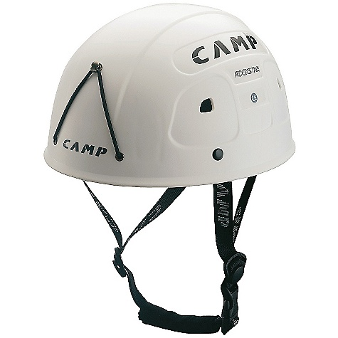Climbing Free Shipping. Camp USA Rock Star Climbing Helmet FEATURES of the Camp USA Rock Star Climbing Helmet Hybrid construction Slider size adjustment Comfort chin strap Headlamp compatible EN 12492 certified - $49.95