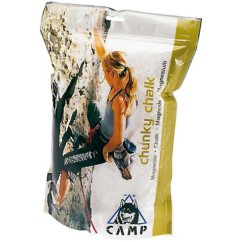 Climbing Camp USA Powdered Chalk FEATURES of the Powdered Chalk by Camp USA Climbing Chalk Durable, resealable bag ALL CLIMBING SALES ARE FINAL. - $9.95