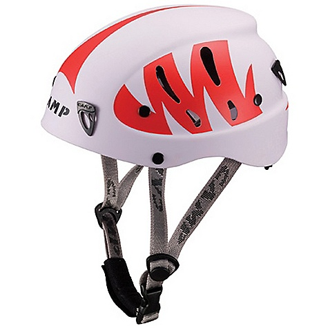 Climbing Free Shipping. Camp USA Armour Junior Helmet FEATURES of the Camp USA Armour Junior Helmet Rock Climbing, Ice Climbing, Mountaineering Kid's specific Hybrid construction Rotating size adjustment wheel Comfort chin strap Headlamp compatible UIAA 106 / EN 12492 certified - $59.95