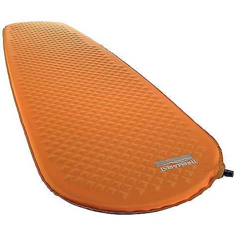 Camp and Hike Free Shipping. Therm-A-Rest ProLite Sleeping Pad DECENT FEATURES of the Therm-A-Rest ProLite Sleeping Pad The lightest self-inflating mattress Therm-a-Rest offers Die-cut foam and tapered shape provides warmth and comfort with limited bulk Light, compressible materials make the ProLite mattress pack friendly Provides three-season comfort and warmth An ideal pad for high-mileage and high-speed treks Stuff sack included Made in Seattle, USA The SPECS Thickness: 1in. / 2.5 cm R-value: 2.8 Top Fabric: 50 d Polyester Soft Grip Bottom Fabric: 70 d Nylon Foam Type: Star Punched Fill Material: Urethane Foam The SPECS for XS Dimensions: 20in. x 36in. / 51 x 91 cm Packed Dimensions: 11in. x 3.3in. / 28 x 8 cm Weight: 8 oz / 230 g The SPECS for Small Dimensions: 20in. x 47in. / 51 x 119 cm Packed Dimensions: 11in. x 3.3in. / 28 x 8 cm Weight: 11 oz / 310 g The SPECS for Regular Dimensions: 20in. x 72in. / 51 x 183 cm Packed Dimensions: 11in. x 4.1in. / 28 x 10 cm Weight: 1 lb / 460 g The SPECS for Large Dimensions: 25in. x 77in. / 63 x 196 cm Packed Dimensions: 13in. x 4.5in. / 33 x 11 cm Weight: 1 lbs 6 oz / 630 g This product can only be shipped within the United States. Please don't hate us. - $59.95