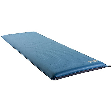 Camp and Hike Free Shipping. Therm-A-Rest Luxury Map Sleeping Pad DECENT FEATURES of Therm-A-Rest Luxury Map Sleeping Pad Advanced pressure mapping technology allows the LuxuryMap mattress to provide comfort and support where you need it most This year, we're covering it with a new lighter fabric that's softer and more plush than ever before It's all part of Therm-a-Rest's plan to offer the most comforting and restful nights outdoors Stuff sack included The SPECS Thickness: 3in. / 7.6 cm R-Value: 6.8 The SPECS for Regular Weight: 3 lbs 4 oz / 1480 g Dimensions: 20 x 72in. / 51 x 183 cm The SPECS for Long Weight: 4 lbs 3 oz / 1900 g Dimensions: 25 x 77in. / 63 x 196 cm The SPECS for Extra Long Weight: 5 lbs 2 oz / 2330 g Dimensions: 30 x 77in. / 76 x 196 cm This product can only be shipped within the United States. Please don't hate us. - $99.95