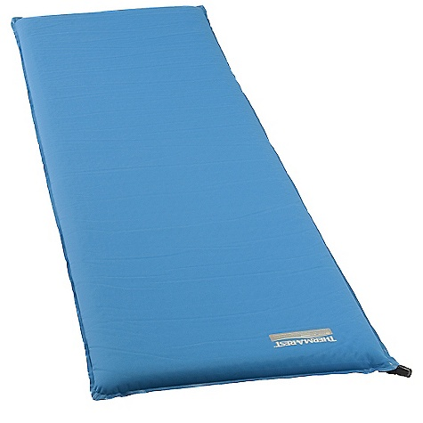 Camp and Hike Free Shipping. Therm-A-Rest Base Camp Sleeping Pad DECENT FEATURES of Therm-A-Rest Base Camp Sleeping Pad The most affordable model in our line of campsite comfort, the BaseCamp mattress uses expanded die-cut foam to offer excellent support New lighter, softer fabrics on the top and bottom of the mattress improve the softness and feel of this classic while reducing weight and bulk Stuff sack included The SPECS Thickness: 2in. / 5 cm R-Value: 5.0 The SPECS for Regular Weight: 2 lbs 6 oz / 1080 g Dimensions: 20 x 72in. / 51 x 183 cm The SPECS for Long Weight: 3 lbs 3 oz / 1450 g Dimensions: 25 x 77in. / 63 x 196 cm The SPECS for Extra Long Weight: 3 lbs 11 oz / 1670 g Dimensions: 30 x 77in. / 76 x 196 cm This product can only be shipped within the United States. Please don't hate us. - $69.95