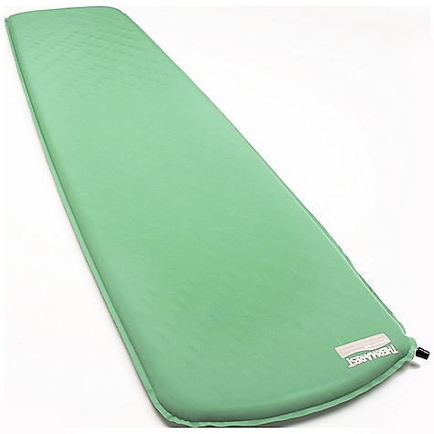 Camp and Hike Free Shipping. Therm-A-Rest Women's Trail Lite Sleeping Pad DECENT FEATURES of the Therm-A-Rest Women's Trail Lite Sleeping Pad The Trail Lite mattress offers an outstanding combination of comfort and compactness, making it one of the best all-around backpacking mattresses available 75 denier fabrics and a streamlined shape reduce weight Women's versions feature added warmth for cold sleepers Stuff sack included The SPECS R-Value: 4.9 Thickness: 1.5in. / 3.8 cm Dimension: 20 x 66in. / 168 x 51 cm Compressed Dimension: 11 x 6.1in. / 28 x 15 cm Weight: 1 lb 12 oz / 800 g Fabric: 75 d Polyester / 75 d Polyester This product can only be shipped within the United States. Please don't hate us. - $64.95
