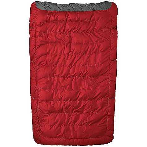 Camp and Hike On Sale. Free Shipping. Therm-A-Rest Ventra Down Comforter DECENT FEATURES of the Therm-A-Rest Ventra Down Comforter Create your comfort use it alone for on-the-spot comfort, or mate it directly with your Therm-a-Rest mattress to create a complete sleep system Technical warmth comfort rated to 40deg F (4deg C) featuring box-baffled, 650-fill down to eliminate cold spots New freedom enjoy the added ventilation with unrestricted space to move and sleep-just like you do at home The SPECS Temperature Rating: 4deg C / 40deg F The SPECS for Regular Dimension: 52 x 78in. / 132 x 198 cm Weight: 2 lbs / 940 g The SPECS for Large Dimension: 60 x 80in. / 152 x 203 cm Weight: 2 lbs 8 oz / 1180 g This product can only be shipped within the United States. Please don't hate us. - $158.99