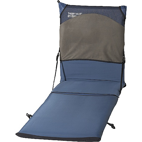 Camp and Hike Free Shipping. Therm-a-Rest Trekker Lounge FEATURES of the Therm-a-Rest Trekker Lounge Our most comfortable convertible chair sleeve sets up fast, converts instantly to a bed, and never has to be removed Versatile: Stuff the soft, built-in fleece pillow sleeve with clothes for extra comfort Get Comfortable: Adjustable side straps let you customize the fit - $59.95