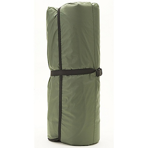 Camp and Hike Therm-A-Rest Roll Sack DECENT FEATURES of the Therm-A-Rest Roll Sack This multi-purpose storage sack also includes a soft pillow case that slips over your pad and lets you simply roll your mattress into the storage pocket The SPECS for Regular Dimension: 7.5 x 23in. / 19 x 58 cm Weight: 3 oz / 85 g Fits: 20in. mattresses The SPECS for Large Dimension: 9 x 28in. / 23 x 71 cm Weight: 3.5 oz / 108 g Fits: 25in. mattresses This product can only be shipped within the United States. Please don't hate us. - $22.95