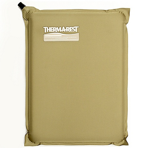 Camp and Hike Therm-A Rest Trail Seat DECENT FEATURES of the Therm-A Rest Trail Seat Lightweight and compact, the Trail Seat is perfect for car, camp, or stadium use The SPECS Dimension: 12 x 16in. / 31 x 41 cm Weight: 5 oz / 140 g Thickness: 1.5in. / 3.8 cm This product can only be shipped within the United States. Please don't hate us. - $19.95