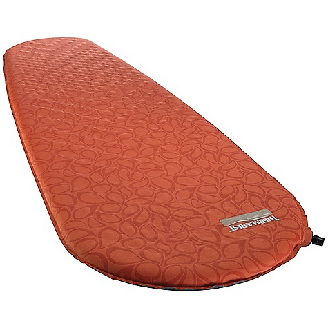 Camp and Hike Free Shipping. Therm-A-Rest Women's ProLite Plus Sleeping Pad DECENT FEATURES of the Therm-A-Rest Women's ProLite Plus Sleeping Pad The warmest mattress in our collection of ultralight, self-inflating backcountry mattresses Patent-pending diagonal-cut foams reduce convective heat loss, making it the ideal choice for ski touring, cold weather expeditions and winter camping The women's version provides added warmth for cold sleepers Stuff sack included The SPECS Dimension: 20 x 66in. / 168 x 51 cm Compressed Dimension: 11 x 4.8in. / 28 x 12 cm Weight: 1 lb 5 oz / 600 g Thickness: 1.5in. / 3.8 cm R-Value: 4.6 This product can only be shipped within the United States. Please don't hate us. - $109.95
