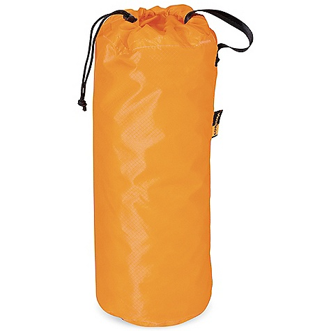 Camp and Hike Therm-A-Rest Fast and Light Sack DECENT FEATURES of the Therm-A-Rest Fast and Light Sack These ripstop nylon stuff sacks are sized to fit every mattress in the Therm-a-Rest line Each includes a clip loop and end handle for easy unpacking The SPECS for 1.5L Dimension: 3.75 x 9.5in. / 10 x 24 cm Weight: .5 oz / 14 g The SPECS for 2L Dimension: 4.25 x 10in. / 11 x 25 cm Weight: .6 oz / 16 g The SPECS for 3L Dimension: 4.75 x 13in. / 12 x 33 cm Weight: .7 oz / 20 g The SPECS for 4L Dimension: 5.5 x 13.5in. / 14 x 34 cm Weight: .8 oz / 23 g The SPECS for 5L Dimension: 6.25 x 13.5in. / 16 x 34 cm Weight: .9 oz / 26 g The SPECS for 7L Dimension: 6.5 x 16in. / 17 x 41 cm Weight: 1.2 oz / 34 g The SPECS for 11.5L Dimension: 6.25 x 23in. / 16 x 58 cm Weight: 1.2 oz / 34 g The SPECS for 15L Dimension: 7.5 x 23in. / 19 x 58 cm Weight: 1.7 oz / 48 g The SPECS for 26L Dimension: 8.9 x 28.5in. / 22 x 72 cm Weight: 2.4 oz / 67 g The SPECS for 36L Dimension: 9.5 x 34in. / 24 x 86 cm Weight: 3.0 oz / 81 g This product can only be shipped within the United States. Please don't hate us. - $12.95