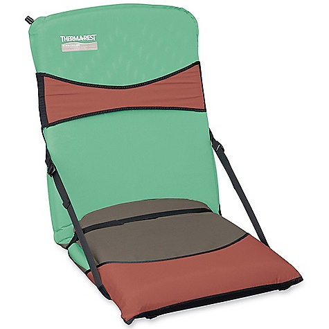 Camp and Hike Free Shipping. Therm-A-Rest Trekker Chair Kit DECENT FEATURES of the Therm-A-Rest Trekker Chair Kit Turn your mattress into a chair with our Trekker Chair sleeve This chair offers adjustable luxury for backpacking or car camping and is fully compatible with NeoAir mattresses The SPECS for 20 IN Dimension: 20in. / 51 cm Weight: 9.5 oz / 272 g Fits Mattress Width: 20in. The SPECS for 25 IN Dimension: 25in. / 63 cm Weight: 13 oz / 368 g Fits Mattress Width: 25in. This product can only be shipped within the United States. Please don't hate us. - $49.95
