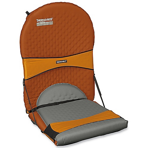 Camp and Hike Free Shipping. Therm-a-Rest Compack Chair Kit FEATURES of the Therm-a-Rest Compack Chair Kit At just 7 oz., it's hard to deny yourself the added luxury and convenience of a chair on any trip Our lightest and most compact chair sleeve has been redesigned for use with the NeoAir mattress line Ultralight Luxury: So compact, light, and incredibly relaxing you may never travel without a chair again - $69.95