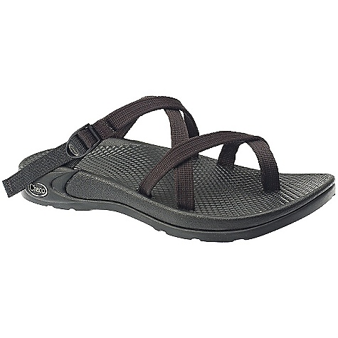 Entertainment Free Shipping. Chaco Women's Zong Sandals DECENT FEATURES of the Chaco Women's Zong Sandals Quick drying webbing upper hugs feet for secure fit 25% recycled EcoTread rubber outsole is for all-surface traction The SPECS Weight: 9.17 oz / 260 g The SPECS for Upper Polyester jacquard webbing upper Cement construction Adjustable instep fit The SPECS for Midsole ChaPU polyether polyurethane midsole Luvseat XO2 platform The SPECS for Outsole Classic outsole with EcoTread rubber 1.5-2 mm lug depth All purpose tread design Non-marking - $79.95