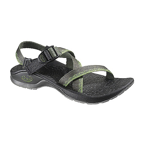 Entertainment On Sale. Free Shipping. Chaco Women's Updraft Bulloo Sandal DECENT FEATURES of the Chaco Women's Updraft Bulloo Sandal A single quick-drying strap wraps your foot for a customized and secure fit Light-weight support cushions each step with a patterned polyurethane footbed Toothy outsole provides superior grip for wet or dry surfaces The SPECS Weight: 10.12 oz / 287 g The SPECS for Upper Polyester jacquard webbing with TPU heel riser Cement construction Custom Adjust'em fit The SPECS for Midsole ChaPU polyether polyurethane footbed with TPU frame Luvseat XO3 platform The SPECS for Outsole Bulloo outsole with Vibram TC-1 rubber 2-3mm water-ready surface contact lugs for slip resistance Non-marking - $69.99
