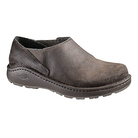 On Sale. Free Shipping. Chaco Men's Zoggonit Shoe DECENT FEATURES of the Chaco Men's Zoggonit Shoe Waxy and full-grain leather upper Pigskin lined with pigskin sock liner Fixed fit LUVSEAT XO1 platform Vibram Nurl Outsole The SPECS Weight: 19 oz / 539 g - $76.99