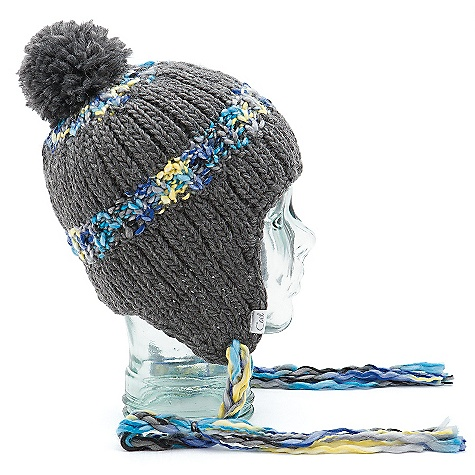 Entertainment On Sale. Coal Women's Sierra DECENT FEATURES of the Coal Women's Sierra Hand-knit with custom space-dyed yarn Lavishly hand-braided tassels Contrast stripes Wool blend - $22.99