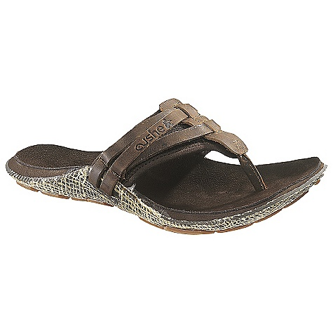 Entertainment Free Shipping. Cushe Men's Manuka Wrap Sandal DECENT FEATURES of the Cushe Men's Manuka Wrap Sandal Antimicrobial Footbed: Keeps your kicks smelling nice by lacing our footbeds with a fresh aroma Although if you have stinky feet, we don't claim to make them smell better, just your shoes Sculptured Footbed: This ergonomically shaped footbed provides better underfoot comfort and support, whatever your foot shape The SPECS Upper: Soft full grain leather with breathable stretch mesh Lining: Ventilated mesh Footbed/Midsole: Suede covered ultra soft phylon Molded EVA Outsole: Foot-shaped Molded rubber unique manuka honeycomb design with pressed-in canvas for extra durability and support - $64.95