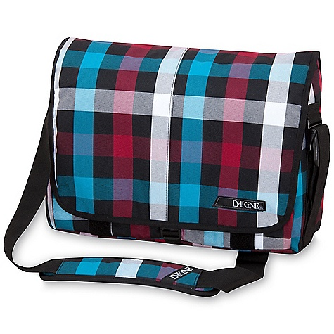 Entertainment On Sale. Free Shipping. Dakine Women's Taylor DECENT FEATURES of the Dakine Women's Taylor Padded laptop sleeve Fits most 15in. laptops Adjustable padded shoulder strap Interior organizer pocket Nylon lining The SPECS Volume: 1200 cubic inches / 20 liter Dimension: 17 x 11.5 x 5in. / 43 x 29 x 13 cm Cross Body Strap Length: 11 - 26in. / 28 - 66 cm 600D Polyester - $38.99