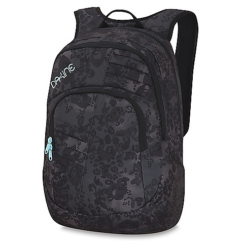 Surf On Sale. Free Shipping. Dakine Women's Isis Pack DECENT FEATURES of the Dakine Women's Isis Pack Padded laptop sleeve Fits most 15in. laptops Front seam sealed wet/dry pocket Organizer pocket Side water bottle pockets Fleece lined sunglass pocket The SPECS Dimension: 19 x 12.5 x 7in. / 48 x 32 x 18 cm Volume: 1400 cubic inches / 23 liter Material: 600D Polyester - $58.99