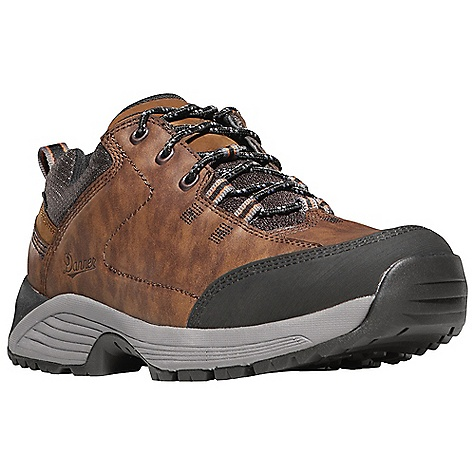 Camp and Hike Free Shipping. Danner Men's Cloud Cap Shoe DECENT FEATURES of the Danner Men's Cloud Cap Shoe Durable, full-grain and nubuc leather upper 100% waterproof and breathable Gore-Tex lining Removable EVA footbed EVA dual density midsole provides added cushioning Co-molded ESS plate for underfoot protection and stability Lightweight and athletic performance of Danner's Synergy System platform Danner Trailguard outsole for traction over rugged terrain The SPECS Weight: 39 oz Height: 3in. Last: DT4 Lining: Gore-Tex Shank: Nylon - $139.95