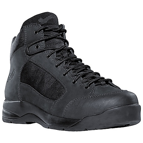 Camp and Hike Free Shipping. Danner Men's DFA 4.5IN GTX Boot DECENT FEATURES of the Danner Men's DFA 4.5IN GTX Boot Durable, waterproof nubuc leather upper with rugged and lightweight 1000 Denier nylon Variable lacing system and lace garage for secure, glove-like fit 100% waterproof and breathable Gore-Tex lining Cushioning polyurethane footbed Co-molded Pebax midsole plate for springboard toe return, impact absorption and puncture resistance Patent pending Danner VIA technology featuring a Vibram V-4 ultra-abrasion rubber compound in the medial side arch for fast roping control Danner/Vibram DFA outsole with 360deg low lug pattern for grip in all directions The SPECS Height: 4.5in. Weight: 55 oz Lining: Gore-Tex Last: 1368 Shank: Bi Fit - $199.95