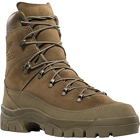 Camp and Hike Free Shipping. Danner Men's Ich 7IN Boot DECENT FEATURES of the Danner Men's Ich 7IN Boot Durable, waterproof full-grain leather upper 360deg abrasion resistant rand Double stitched for uncompromising fit and superior protection Speed lace fastening system and laceto- toe design for secure fit 100% waterproof and breathable Gore-Tex lining Vibram Bifida outsole with rugged lug pattern for the most treacherous terrain Berry compliant The SPECS Height: 7in. Weight: 54 oz Lining: Gore-Tex Last: 610 Shank: Nylon - $379.95