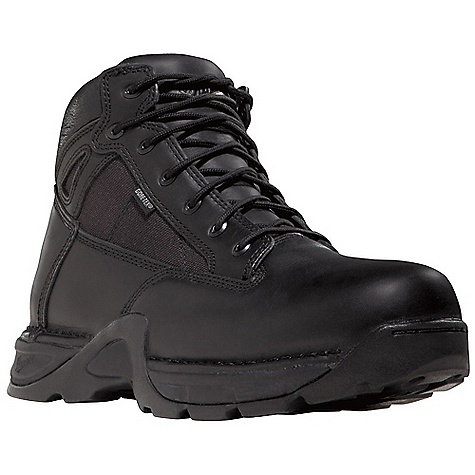 Camp and Hike Free Shipping. Danner Men's Striker II 4.5IN GTX Boot DECENT FEATURES of the Danner Men's Striker II 4.5IN GTX Boot Durable, waterproof, polishable fullgrain leather upper with rugged and lightweight 1000 Denier nylon 100% waterproof and breathable Gore-Tex lining Cushioning Fatigue Fighter footbed Lightweight and stable performance of Danner's TFX Lite platform Danner TFX Lite oil- and slip-resistant outsole for superior grip and stability The SPECS Height: 4.5in. Weight: 44 oz Lining: Gore-Tex Last: 851 Shank: Nylon - $179.95