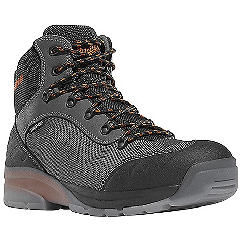 Camp and Hike Free Shipping. Danner Men's Tektite GTX XCR Boot DECENT FEATURES of the Danner Men's Tektite GTX XCR Boot Abrasion and tear resistant, PU coated, waterproof full-grain leather and SuperFabric upper Abrasion resistant toe and heel cap Speed lace fastening system for secure fit 100% waterproof and breathable Gore-Tex Extended Comfort lining Cushioning polyurethane footbed with additional layer of open cell construction for air circulation Stable performance and secure fit featuring a heel guardrail and forefoot plate in Danner's patented EXO platform EVA midsole provides added cushioning EXO Carbide outsole featuring a TPU heel wrap, a 90deg heel and an oil and slip resistant tread pattern Non-Metallic toe meets or exceeds ASTM F2413- 05 M I/75 C/75 EH standards Electrical hazard protection ASTM F2892-11 EH The SPECS Weight: 40 oz Height: 4.5in. Lining: Gore-Tex XCR Last: DT4 Shank: Nylon - $169.95