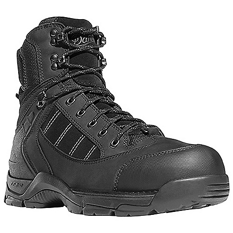 Free Shipping. Danner Men's Roughhouse Mountain Insulated Boot DECENT FEATURES of the Danner Men's Roughhouse Mountain Insulated Boot Durable, waterproof nubuc leather and suede upper Available with Thinsulate Ultra Insulation Reinforced toe box Abrasion resistant toe and heel cap Molded rubber heel counter for heel lock Gaiter loop 100% waterproof and breathable Gore-Tex lining Cushioning polyurethane footbed PU midsole for durable shock absorption Lightweight and stable performance of Danner's Terra Force X2 platform Danner Defiance outsole for traction over rugged terrain The SPECS Weight: 56 oz Height: 7in. Insulation: 400 g Last: 851 Lining: Gore-Tex Shank: Integrated Polypropolene - $209.95