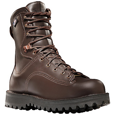 Free Shipping. Danner Men's Santiam Boot DECENT FEATURES of the Danner Men's Santiam Boot Durable, waterproof full-grain leather upper Made with Thinsulate Ultra Insulation Triple stitched for uncompromising fit and superior protection 100% waterproof and breathable Gore-Tex lining Danner Airthotic heel cradle and arch support Strength and stability of Danner's hand-crafted stitchdown construction Patented Danner Bob self-cleaning outsole for steady tracking in snow and mud Recraftable The SPECS Weight: 75 oz Height: 8in. Insulation: 400 g Last: 610 Lining: Gore-Tex Shank: Fiberglass - $349.95