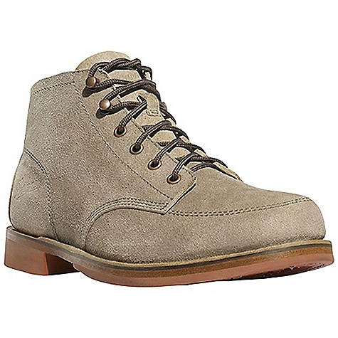 Free Shipping. Danner Men's Danner Jack 5IN Boot DECENT FEATURES of the Danner Men's Danner Jack 5IN Boot Classic full-grain leather upper (Chocolate, Hummus) Split suede leather upper (Nickel) Cushioning polyurethane footbed Vintage 270 outsole construction method for a classic look Retro fit leather midsole Danner Jack heritage outsole The SPECS Weight: 49 oz Height: 5in. Last: 541 Lining: Unlined Shank: Fiberglass - $209.95
