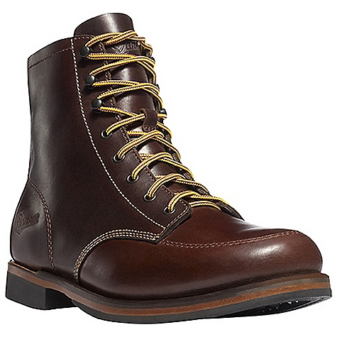 Free Shipping. Danner Men's Danner Jack 7IN Boot DECENT FEATURES of the Danner Men's Danner Jack 7IN Boot Classic full-grain leather upper (Chocolate, Hummus) Split suede leather upper (Nickel) Cushioning polyurethane footbed Vintage 270 outsole construction method for a classic look Retro fit leather midsole Danner Jack heritage outsole The SPECS Weight: 49 oz Height: 7in. Last: 541 Lining: Unlined Shank: Fiberglass - $229.95