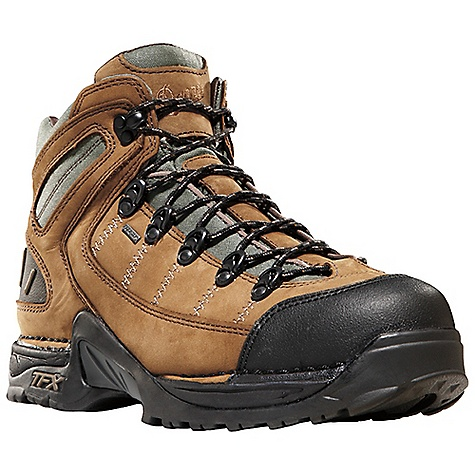 Free Shipping. Danner Men's 453 Boot DECENT FEATURES of the Danner Men's 453 Boot Durable, waterproof full-grain leather upper Abrasion resistant toe cap Speed lace fastening system for secure fit 100% waterproof and breathable Gore-Tex lining Cushioning Fatigue Fighter footbed EVA midsole for additional cushioning Lightweight and stable performance of Danner's Terra Force X platform Danner Approach TFX outsole for instant acceleration over rugged terrain The SPECS Weight: 48 oz Height: 5.5in. Last: 850 Lining: Gore-Tex Shank: Nylon - $169.95