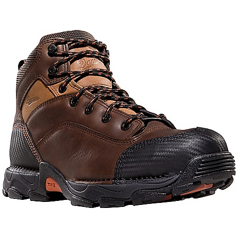 Free Shipping. Danner Men's Corvallis Boot DECENT FEATURES of the Danner Men's Corvallis Boot Durable, waterproof full-grain leather upper Abrasion resistant toe and heel cap Triple stitched for uncompromising fit and superior protection 100% waterproof and breathable Gore-Tex lining Cushioning Fatigue Fighter footbed Lightweight and stable performance of Danner's Terra Force X platform Oil- and slip-resistant outsole with 90deg heel Electrical hazard protection ASTM F2892-11 EH The SPECS Weight: 53 oz Height: 5in. Last: 850 Lining: Gore-Tex Shank: Nylon - $169.95