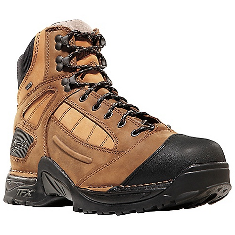Free Shipping. Danner Men's Instigator Boot DECENT FEATURES of the Danner Men's Instigator Boot Durable full-grain leather upper Abrasion resistant toe cap 100% waterproof and breathable Gore-Tex lining Removable EVA footbed Lightweight and stable performance of Danner's Terra Force X platform Danner Approach TFX outsole for instant acceleration over rugged terrain The SPECS Weight: 53 oz Height: 6in. Last: 850 Lining: Gore-Tex Shank: TPU - $189.95