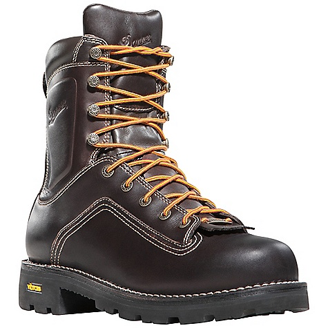 Free Shipping. Danner Men's Quarry Insulated NMT Boot Danner Men's Quarry Insulated NMT Boot Durable, waterproof full-grain leather upper Available with Thinsulate Ultra Insulation Rugged hardware for secure fit and long lasting performance Triple stitched for uncompromising fit and superior protection 100% waterproof and breathable Gore-Tex lining Cushioning Fatigue Fighter footbed with memory foam insert Strength and stability of Danner's hand-crafted stitchdown construction Rigidity from a steel shank Superior traction and debris release from an exclusive oil- and slip-resistant Vibram Quarry outsole Vibram's Dri-Ice compound for superior traction in cold weather Recraftable The SPECS Weight: 74 oz Height: 8in. Insulation: 400 g Last: 610 Lining: Gore-Tex Shank: Steel - $249.95