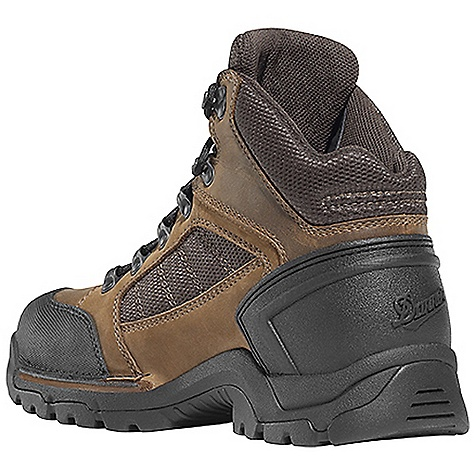 Free Shipping. Danner Men's Rampant TFC NMT Boot DECENT FEATURES of the Danner Men's Rampant TFC NMT Boot Durable, waterproof full-grain leather and nubuc leather with lightweight, durable nylon upper Abrasion resistant toe and heel cap Molded rubber heel counter for heel lock Speed lace fastening system for secure fit 100% waterproof and breathable Gore-Tex lining Cushioning Fatigue Fighter footbed Lightweight and stable performance of Danner's patented Terra Force X2 platform PU midsole for durable shock absorption with an additional forefoot PU layer for added cushioning Oil and slip resistant Danner Rampant outsole with a low-profile 90 degree heel Non-metallic toe meets or exceeds ASTM F2413- 11 M I/75 C/75 EH standards The SPECS Weight: 55 oz Height: 4.5in. Last: 850 Lining: Gore-Tex Shank: Nylon Safety Toe: NMT - $189.95