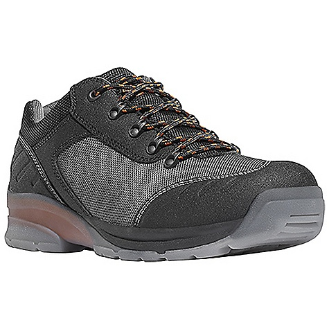 Free Shipping. Danner Men's Tektite Shoe DECENT FEATURES of the Danner Men's Tektite Shoe Abrasion and tear resistant, PU coated, waterproof full-grain leather and SuperFabric upper Abrasion resistant toe and heel cap Speed lace fastening system for secure fit 100% waterproof and breathable Gore-Tex Extended Comfort lining Cushioning polyurethane footbed with additional layer of open cell construction for air circulation Stable performance and secure fit featuring a heel guardrail and forefoot plate in Danner's patented EXO platform EVA midsole provides added cushioning EXO Carbide outsole featuring a TPU heel wrap, a 90deg heel and an oil and slip resistant tread pattern Non-Metallic toe meets or exceeds ASTM F2413- 05 M I/75 C/75 EH standards Electrical hazard protection ASTM F2892-11 EH The SPECS Weight: 40 oz Height: 3in. Lining: Mesh Last: DT4 Shank: Nylon - $114.95